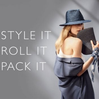 Helen kaminski Hats, style them, roll them, pack them...