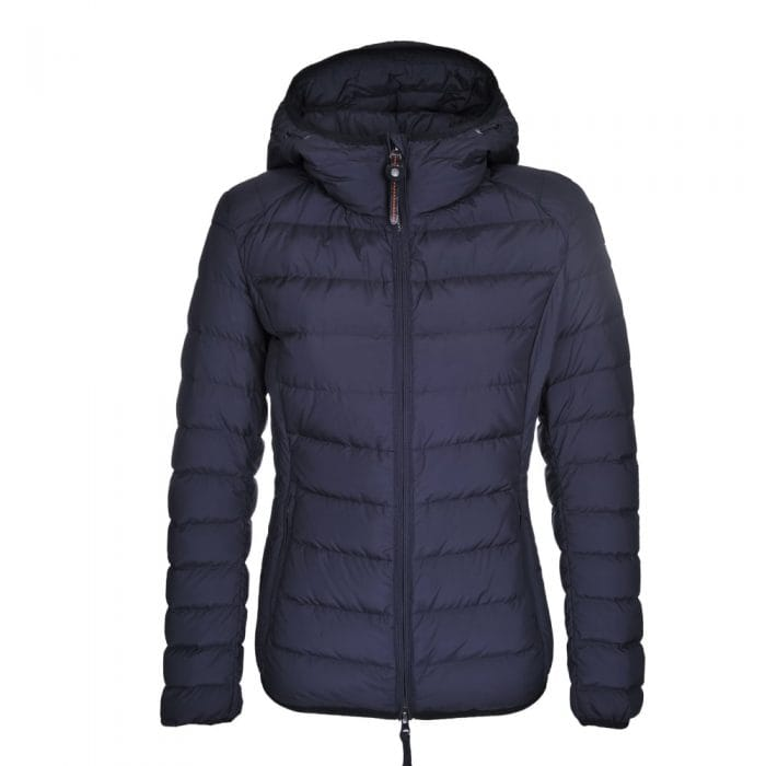 Parajumpers Juliet Black Quilted Jacket