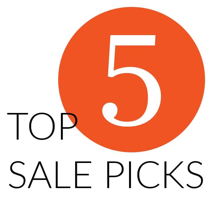4ef492151 top 5 sale picks