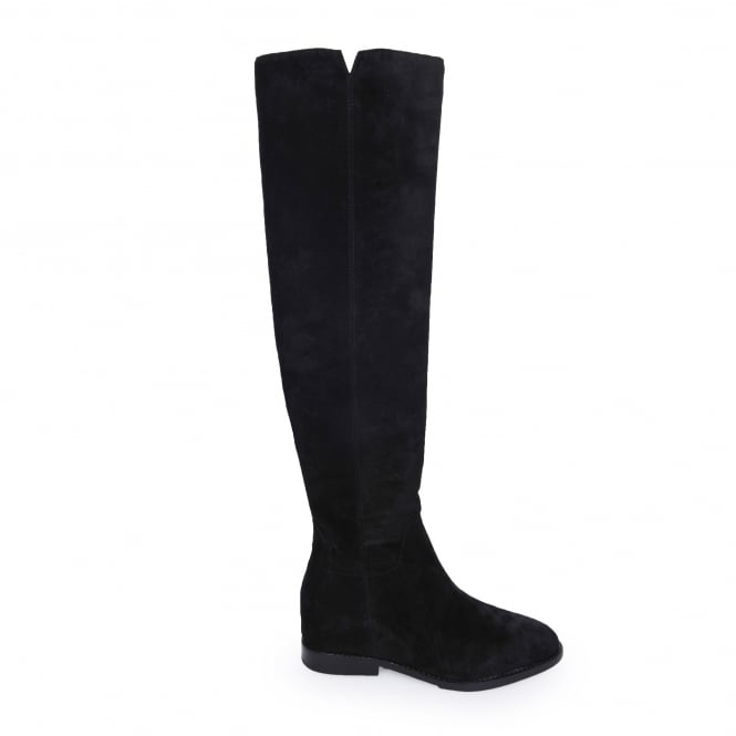 Ash Jess Knee High Suede Boot