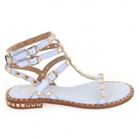 Poison Soft Brazil Sandals in Ice Blue