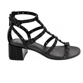 Rolls Soft Brasil Sandals in Black