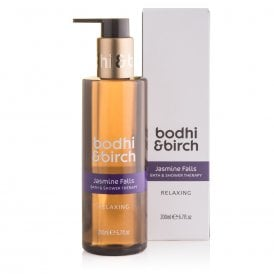 Bodhi & Birch Jasmine Falls Relaxing Bath and Shower Therapy 200ml