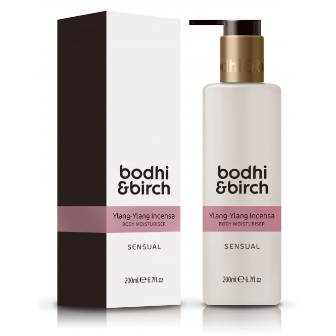 Bodhi & Birch Ylang-Ylang Incensa Sensual Body Moisturiser 200ml