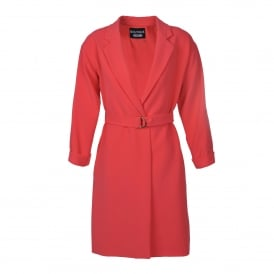 Boutique Moschino Coral Coat
