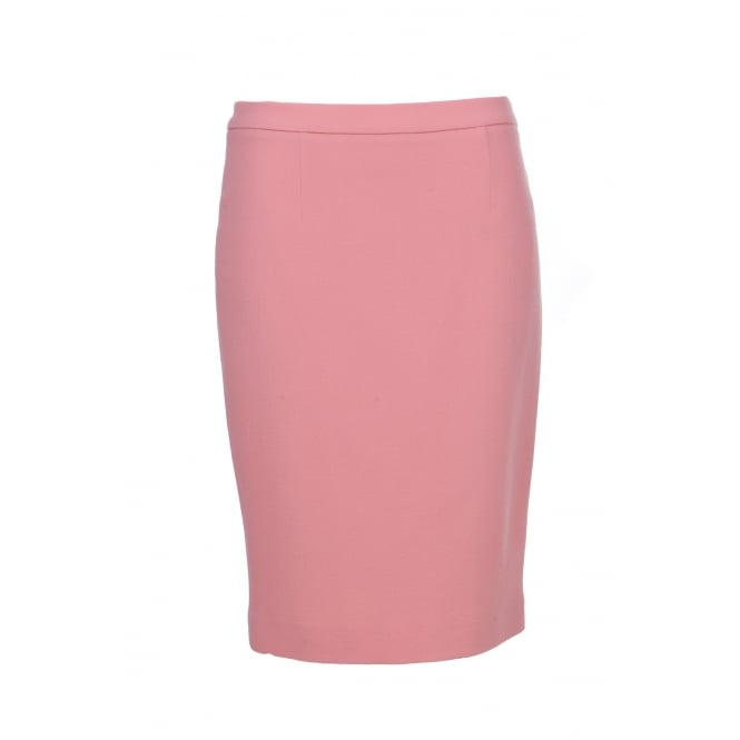Boutique Moschino Pink Pencil Skirt