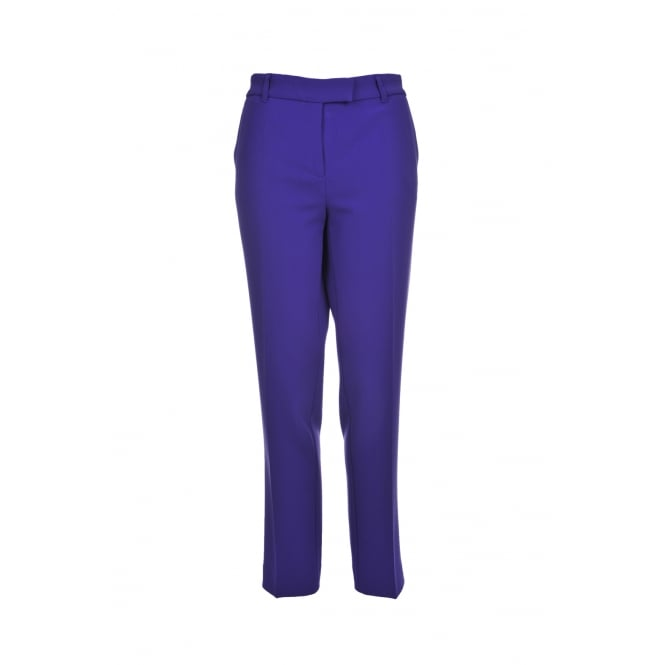 Boutique Moschino Purple Trousers