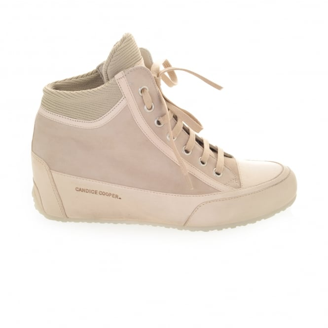 Candice Cooper Glove High Top Trainer