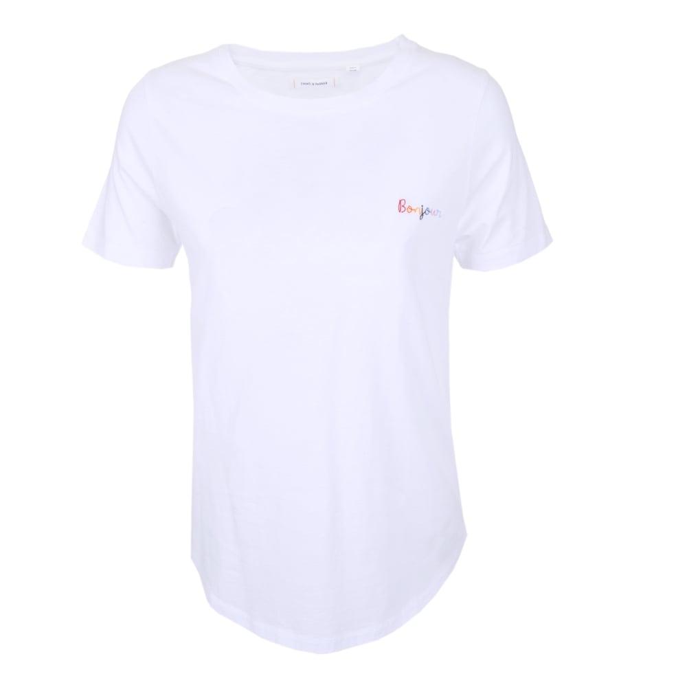 Sites Vente En Ligne Liquidation Usine Chinti & Parker T-shirt Bonjour 3El6cw
