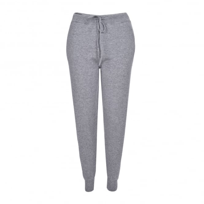 Chinti and Parker Heart Burst Track Pant in Grey