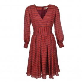 Firebug Long Sleeve Dress
