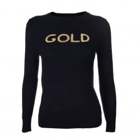 Gold Sweater in Hello Sailor