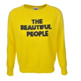 The Beautiful People Sweater in Pass My Shades