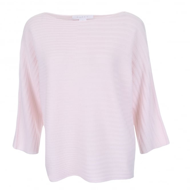 Duffy Clothing Batwing Sweater in Champagne