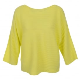 Batwing Sweater in Ray