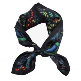 Green Jungle Neckerchief