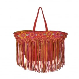 Tassle Detail Basket