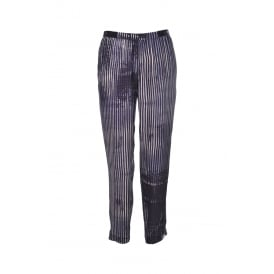 Go Silk Pant in Line Boxes