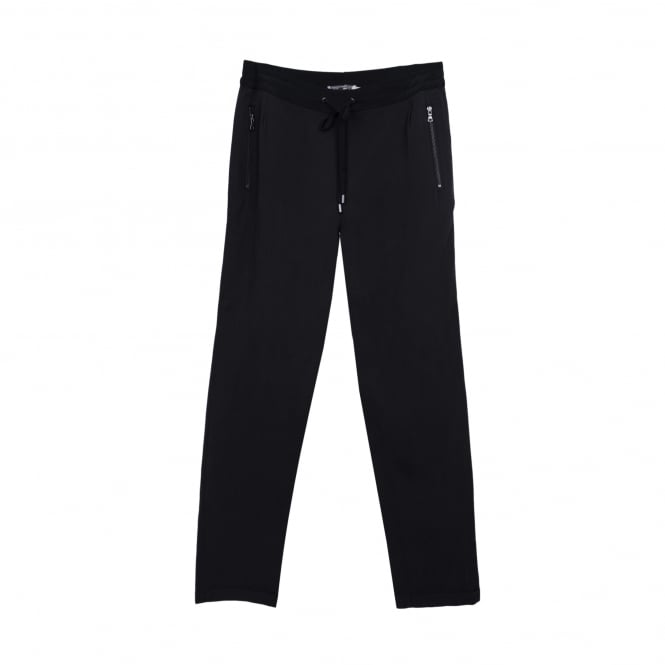 Go Silk Zippy Pant in Washed Black