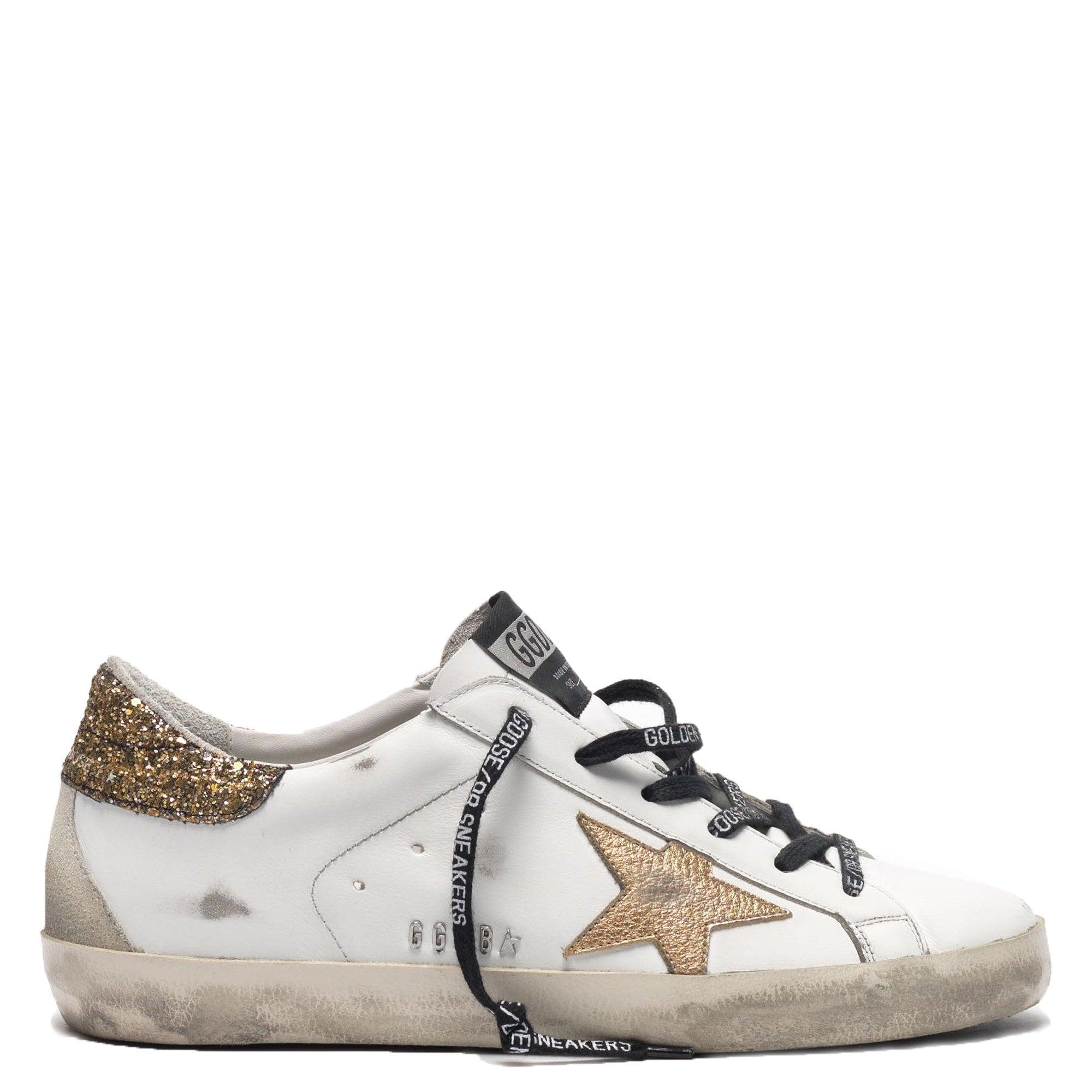 Golden Goose Superstar Sneaker White