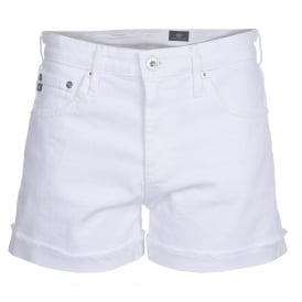 Hailey Shorts in White