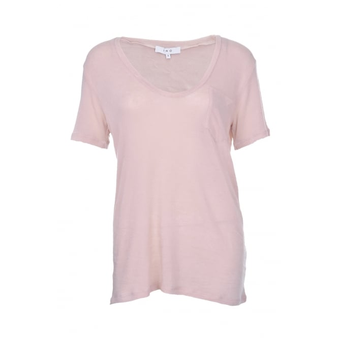 Iro Emmy Tee in Nude
