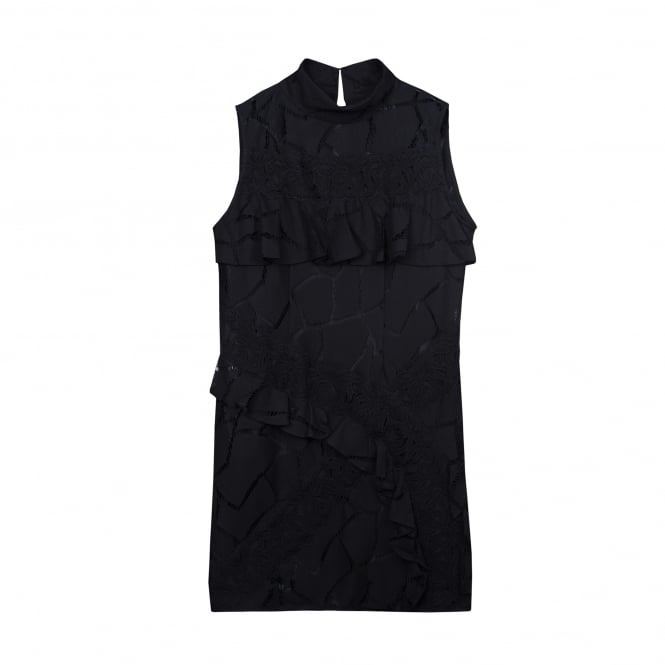 Iro Ester Dress in Black
