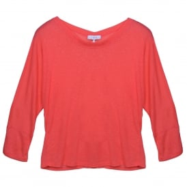 Ficher Top in Coral