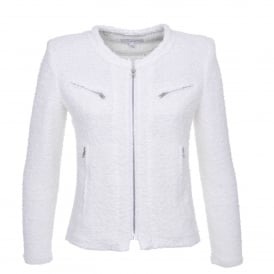 Maddy Jacket in White