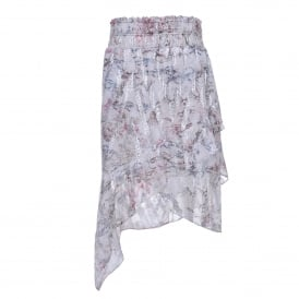 Wopevi Skirt in Light Grey