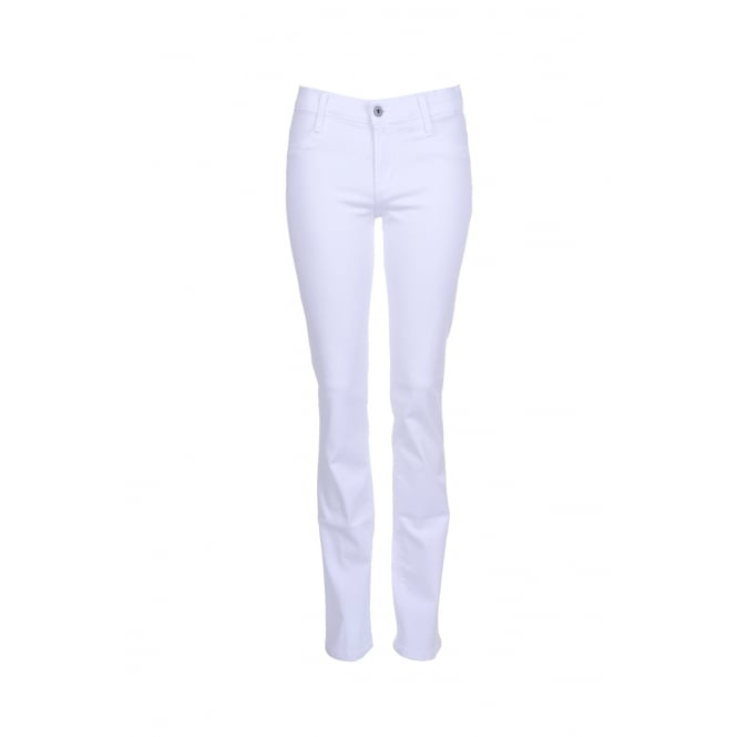 James Jeans Hunter in Frost White