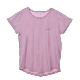 Cherie Tee in Pink