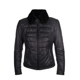Matchless GP Blouson in Black