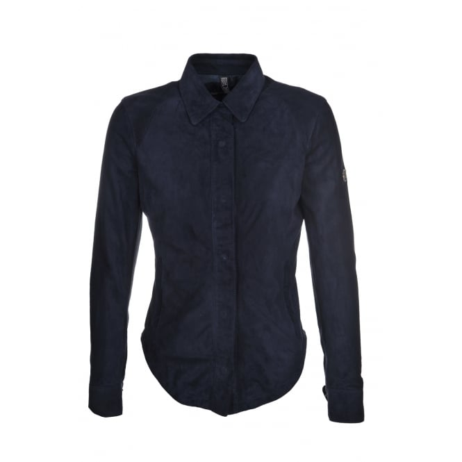Matchless Notting Hill Shirt Jacket in Navy