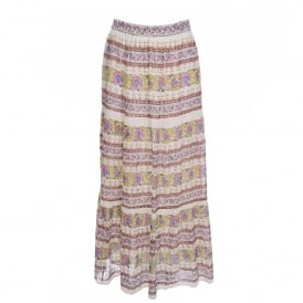Soweto Skirt in Pink
