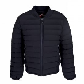 Rosedale Quilted Jacket in Black