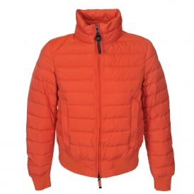 Amy Jacket in Orange