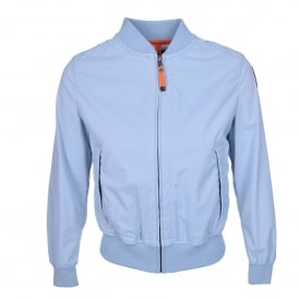 Carrie Jacket in Stirling Blue