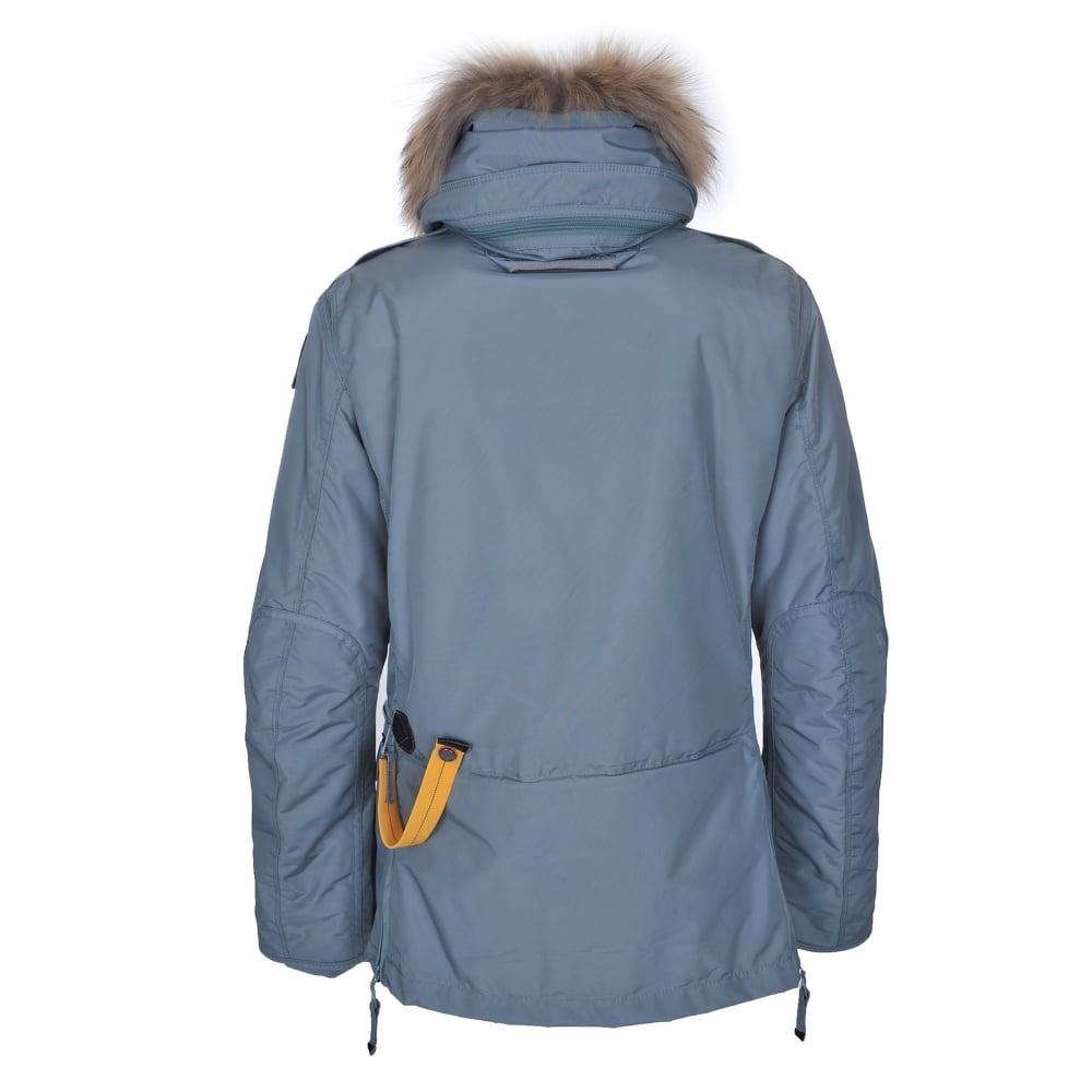 Denali Jacket in Green/Blue