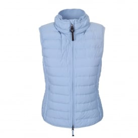 Dodi Gilet in Stirling Blue