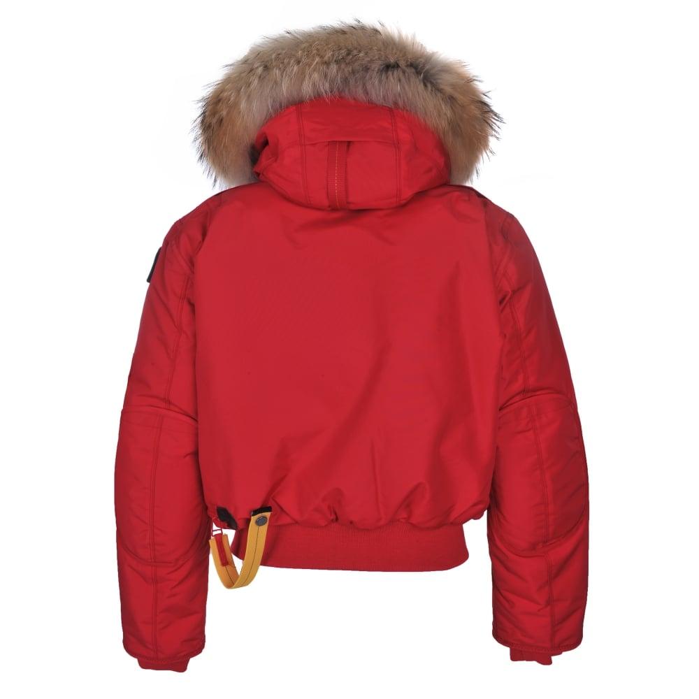 Gobi Masterpiece Bomber in Red