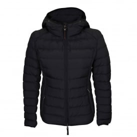 Juliet Quilted Jacket in Black