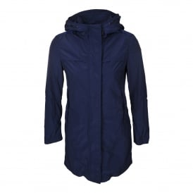 Long Parka in Navy