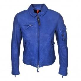 Stalker Jacket in Dodger Blue