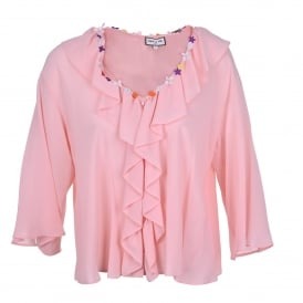 Jelly Rose Embellished Top
