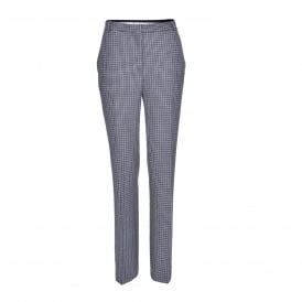 Scaramouche Hounds Tooth Pant