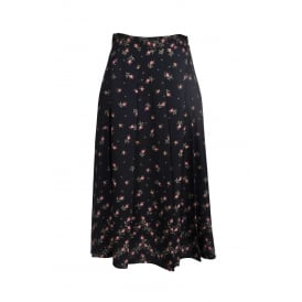 Philosophy Di Lorenzo Serafini Rose Print Skirt