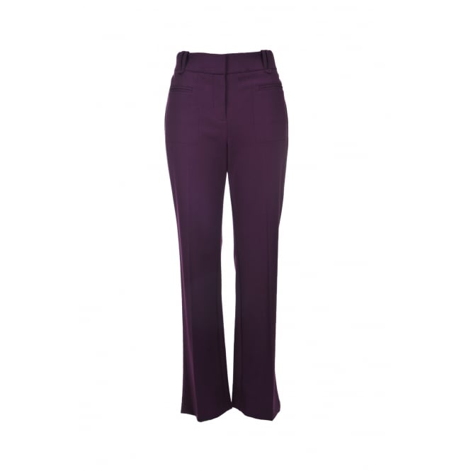 Rebecca Taylor Suit Pant in Sugar Beet