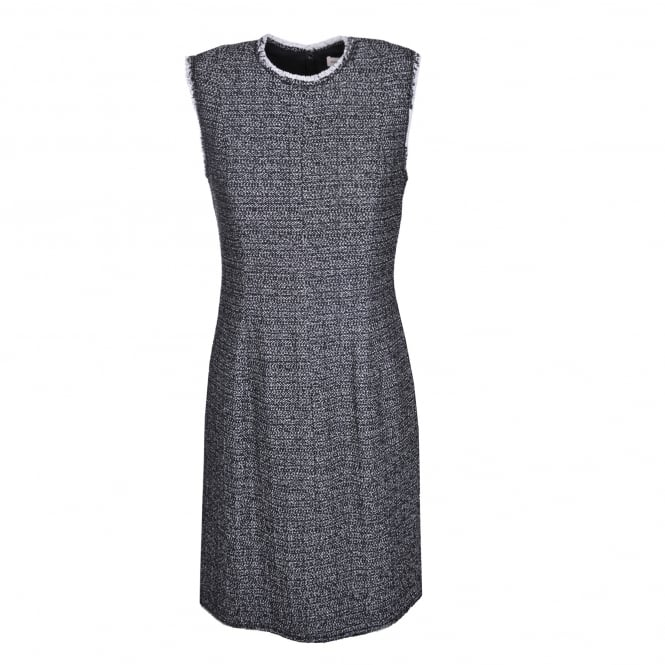 Rebecca Taylor Textured Tweed Dress