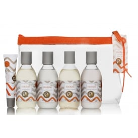 Gardenia Greenleaf Travel Set
